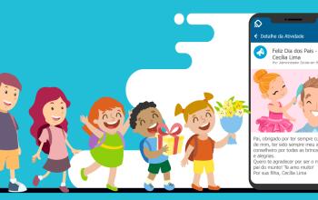 5 Formas Criativas de Usar Seu App e Celebrar o Dia dos Pais na Escola